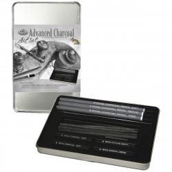 Painting charcoal ROYAL & LANGNICKEL ART2503