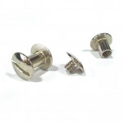 Metal screws for 10mm menu,...