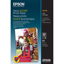 PHOTO PAPER A4 EPSON GLOSS,...