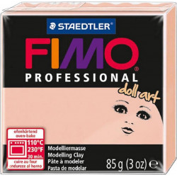 Clay FIMO PROFESSIONAL DOLL...