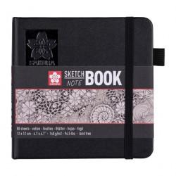 SKETCH BOOK SAKURA 12x12cm