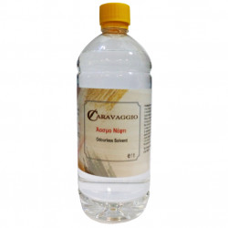 Odorless solvent CARAVAGGIO...
