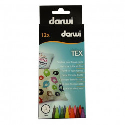 Markers for fabric DARWI...