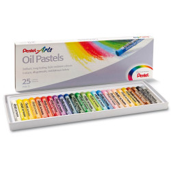 _ Oil pastel PENTEL set of...