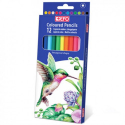 Pencils colored EFO, set of...