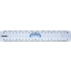 Ruler MAPED 20cm with handle