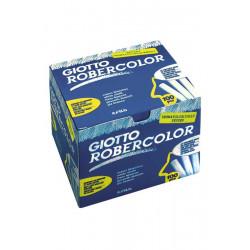 Chalk white GIOTTO 100 pieces