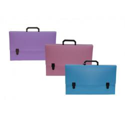 Plastic design bag 30x40x5cm