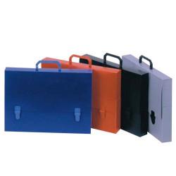 Plastic design bag 27x38x4cm