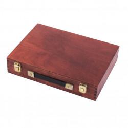 _ Wooden painting case 24x32cm