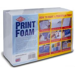 PRINT FOAM ESSDEE set of 5...