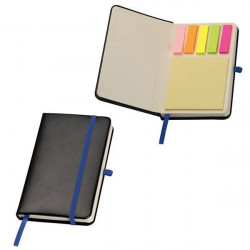 Notebook with rubber A6