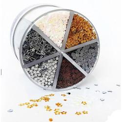 _ Salt salt straps mix color