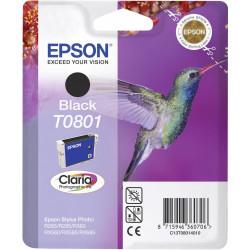 EPSON T0801 BLACK Ink