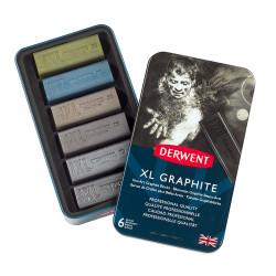 Coloured Graphites DERWENT XL