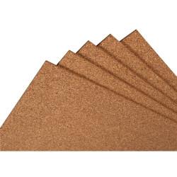 Cork sheet 45x60cm, 3mm thick