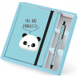 Notebook TOTAL GIFT PANDA...