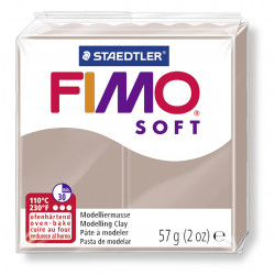 Clay FIMO SOFT 57gr TAUPE...