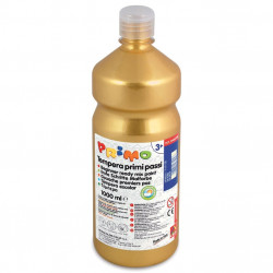 Tempera PRIMO 1000 ml gold