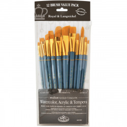 Painting brushes ROYAL...
