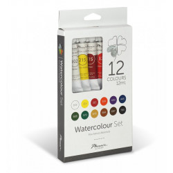 PHOENIX WATERCOLOURS 12x12 ml