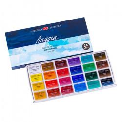LADOGA watercolors set of...