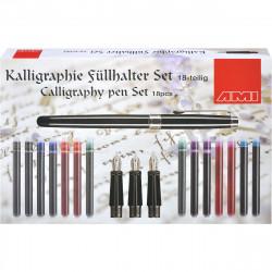MALZEIT calligraphy set 18...