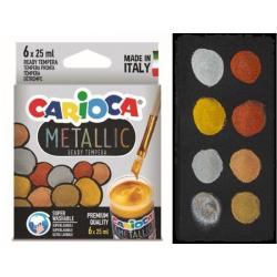 Metallic CARIOCA Temperas...