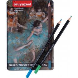 Pastel pencils Coloured...