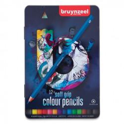 Pencils Coloured BRUYNZEEL...