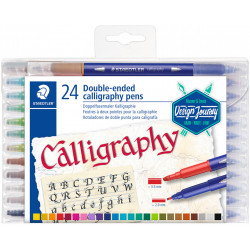Calligraphy markers...