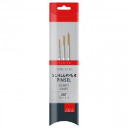 LONGhair painting brushes...