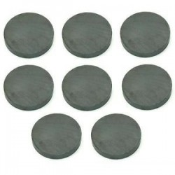 Magnets round 15mm set of...