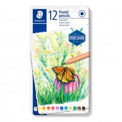 Pencils Coloured pastel...