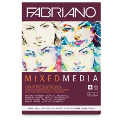 Block MIXED MEDIA FABRIANO...