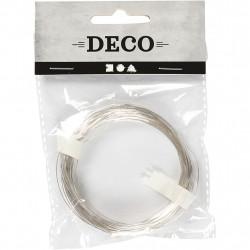 Silver wire 0.4mmx20m 61004