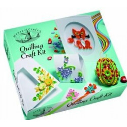 QUILLING CRAFT KIT HOYSE OF...