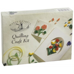 QUILLING CRAFT KIT HOUSE OF...