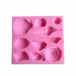 Silicone Mould SEA SHELLS...