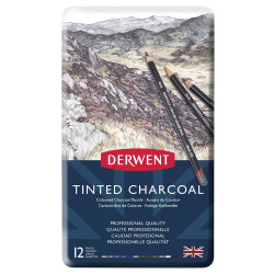 Tinted charcoal DERWENT ,...