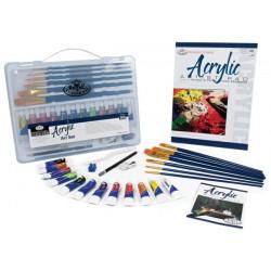 Set of acrylic colors ROYAL...