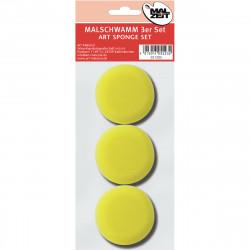 MALZEIT sponges set of 3...
