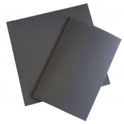 A3 grey linoleum engraving...