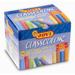 Chalk colored JOVI...