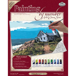 copy of PAINTING BY NUMBERS...