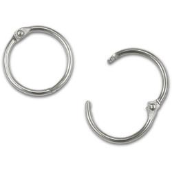 Metallic rings for 26mm menu