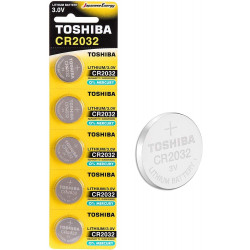 TOSHIBA CR-2032 LITHIUM...