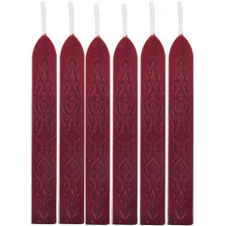 Seal Wax with wick set of 8...