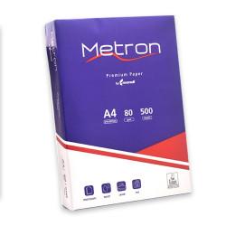 Paper A4 METRON 80gr, 500...