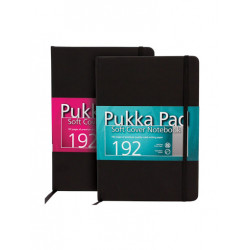 Notebook with rubber A5...